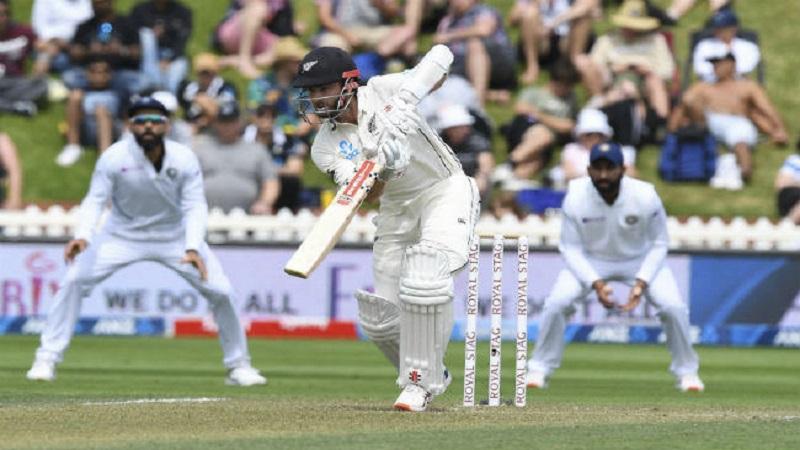 Photo of Ind vs NZ Score Day 2: दूसरे दिन के खेल में ईशांत और विलियमसन चमके