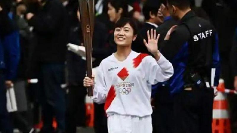 Photo of Tokyo Olympics : कोरोना के कहर के बावजूद जापान में ओलंपिक टॉर्च रिले तय समय पर