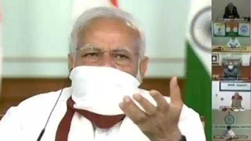 Photo of PM Modi-CMs Meeting : कई मुख्यमंत्रियों ने लॉकडाउन बढ़ाने की मांग की, बैठक में PM मोदी बोले- मैं कोरोना पर 24 घंटे उपलब्ध