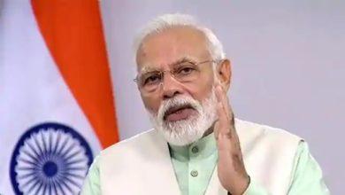 Photo of Pm Modi Live : कोरोना संकट के बीच पीएम मोदी आज फिर रात आठ बजे देश को करेंगे संबोधित
