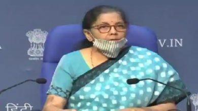Photo of Finance Minister Nirmala Sitharaman Live: वित्त मंत्री निर्मला सीतारमण कुछ ही मिनटों बाद पैकेज की दूसरी किस्त का करेंगी ऐलान