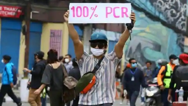 India Nepal Tension