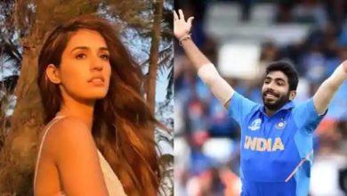 Photo of Ms Dhoni : जब 'रील' लाइफ धोनी की एक्स गर्लफ्रेंड दिशा पटानी ने जसप्रीत बुमराह को बताया था भारत का सबसे बड़ा मैच विनर