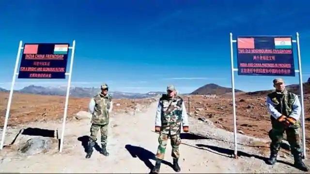 india vs china war