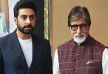 Photo of Amitabh Bachchan Corona Positive : बॉलीवुड के महानायक अमिताभ और उनके बेटे अभिषेक बच्चन कोरोना से संक्रमित, मुंबई के नानावटी अस्पताल में भर्ती
